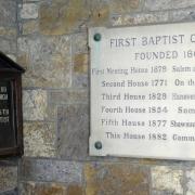 First Baptist Church of Boston