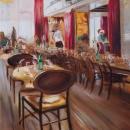 Restaurant - by Becky DiMattia