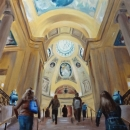 Sargent's Rotunda at the Museum of Fine Arts, Boston - by Becky DiMattia