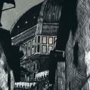 Il Duomo from Zecchi's - by Becky DiMattia
