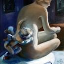 Pratt's Blind Cupid - By Becky DiMattia