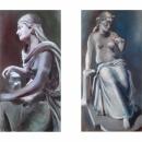 Simmons Sculpture Series - by Becky DiMattia