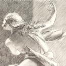 Bernini's Pluto and Persephone - by Becky DiMattia