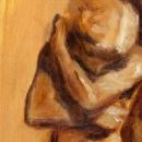 Rodin's Eve - by Becky DiMattia