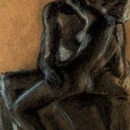 Rodin's The Kiss - by Becky DiMattia