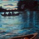 New Hampshire Sunset - by Becky DiMattia