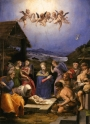 Bronzino's Adoration of the Shepherds