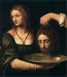 Luini's Salome Receiving the Head of St John the Baptist